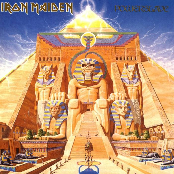 1: Iron Maiden – Powerslave