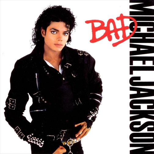 8: Michael Jackson – Bad