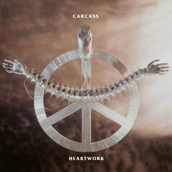 11: Carcass – Heartwork