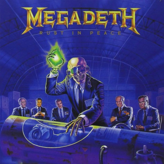 17: Megadeth – Rust in Peace