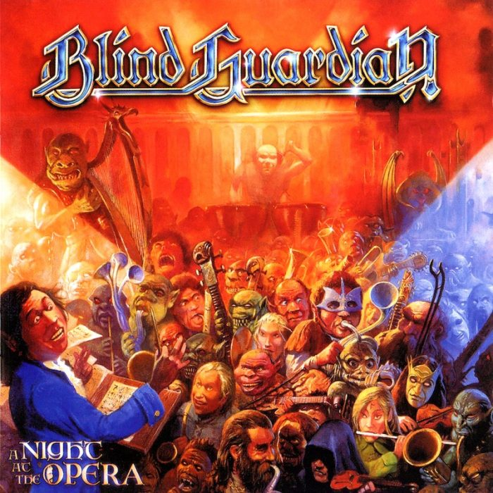 19: Blind Guardian – A Night At The Opera