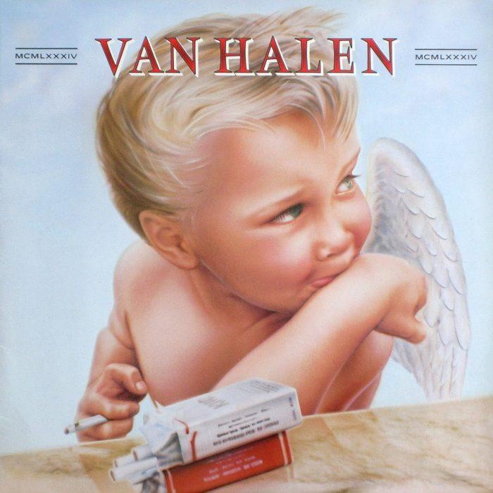 21: Van Halen –1984