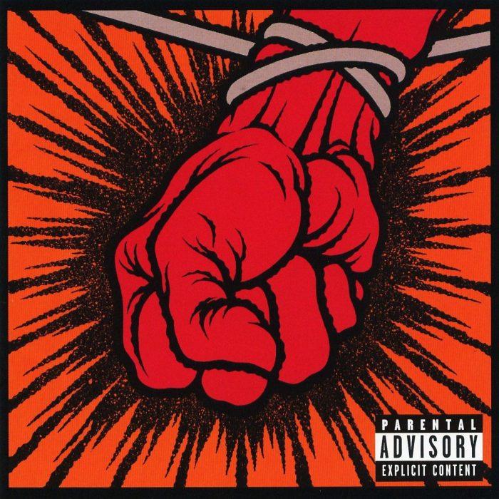 22: Metallica – St. Anger