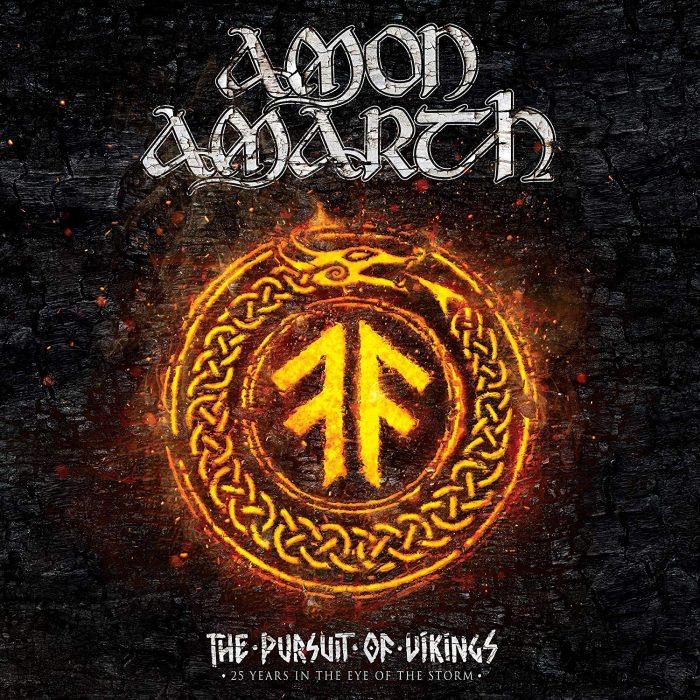 24: Amon Amarth – The Pursuit of Vikings
